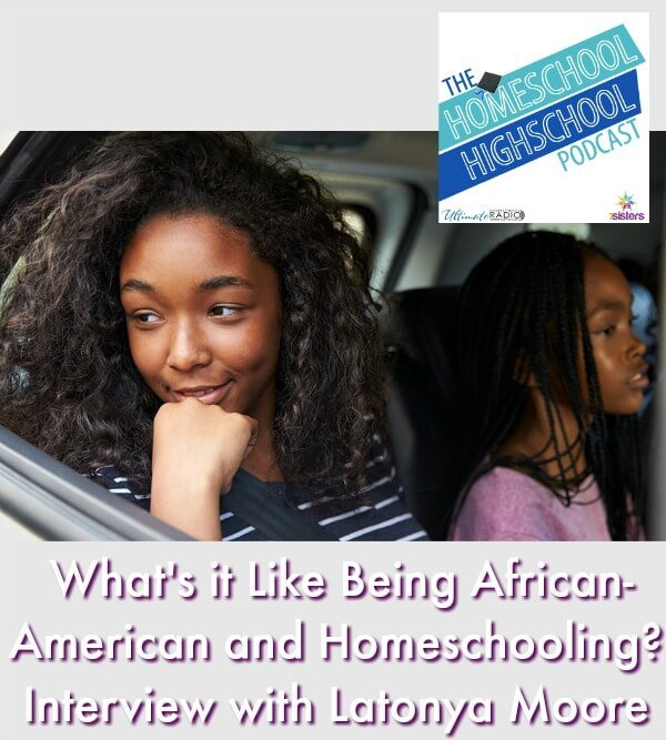 Podcast HSHSP What's it Like Being African-American and Homeschooling?