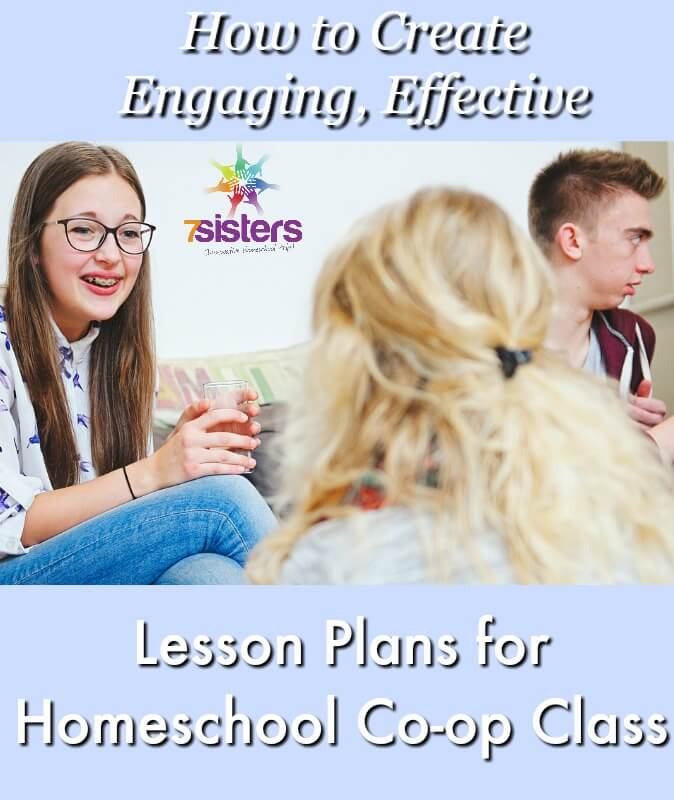 How to Create Engaging, Effective Plans for Homeschool Co-op Classes