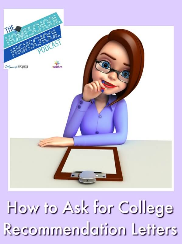 HSHSP Ep 134: How to Get a Good College Recommendation Letter Here's how to ask and receive a great college recommendation.