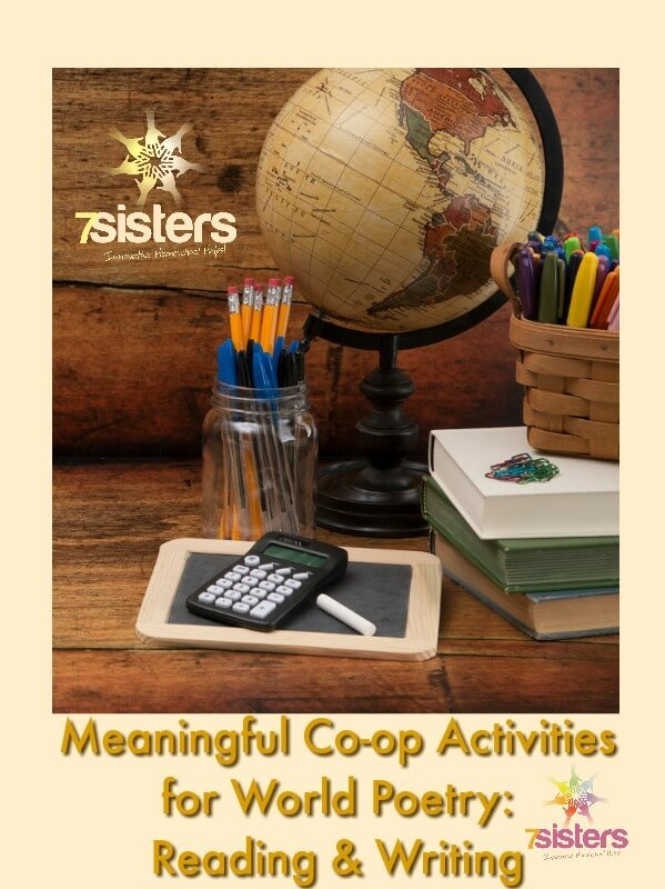 Meaningful Co-op Activities for World Poetry: Reading & Writing
