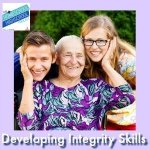 HSHSP Ep 170: Developing Integrity Skills in Teens. Lisa Nehring of Skills 101 podcast, shares practical ways parents can help their teens learn soft skills