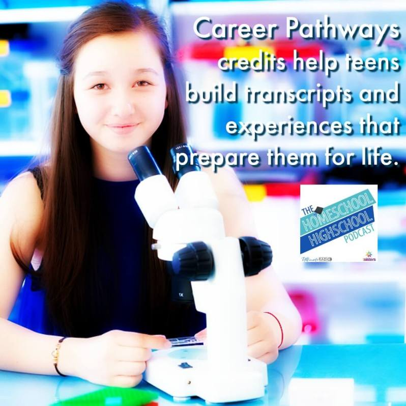 HSHSP Ep 173: Career Pathways for Homeschool High School How do you help your homeschool high schoolers be best prepared for what comes AFTER they graduate?