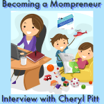 HSHSP Ep 177: Becoming a Mompreneur, Interview with Cheryl Pitt. Homeschooling and family business go well together. Join Vicki and Kym for this encouraging interview on becoming a mompreneur, with Cheryl Pitt of 2 to 1 Conference. We are so excited that on this episode we have the opportunity to interview our good friend, Cheryl Pitt! Cheryl is a true mom entrepreneur: a Mompreneur!