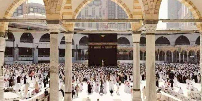 وصول نحو 1.1 مليون حاجًا إلى المملكة