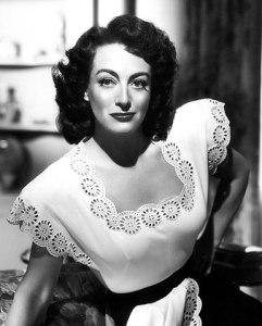 joan crawford last words