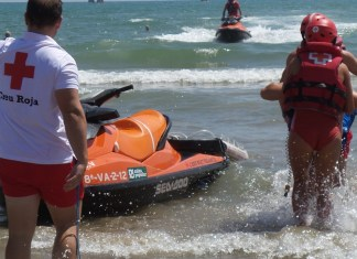 Rescates playas