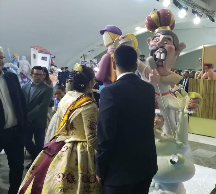 Exposición del Ninot