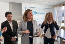 María José Catalá junto a Marta Torrado y Carlos Mundina en el consejo de la EMT