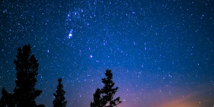 lluvia estrellas gemínidas