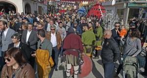 mercado renacentista llombai
