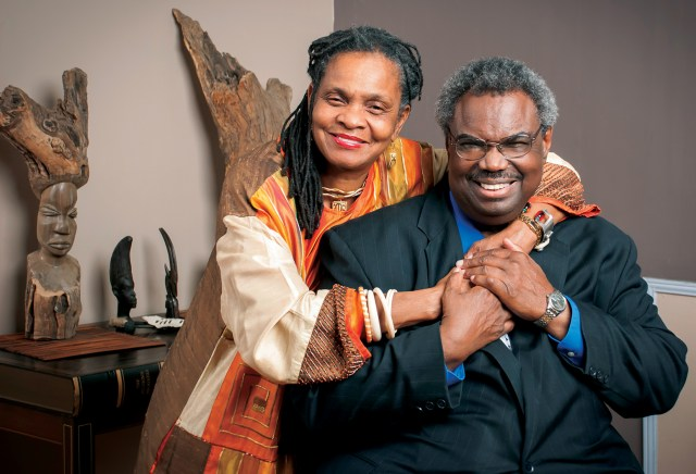 Henry (Hank) Sanders & Faya Rose Toure – Celebrating 48 Years of Marriage!