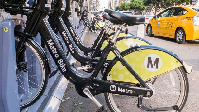 Metro's Bike Sharing Program