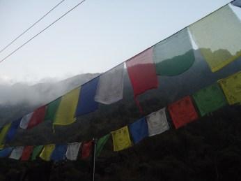 Una clásica imagen de Nepal