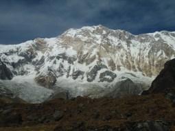 El majestuoso Annapurna