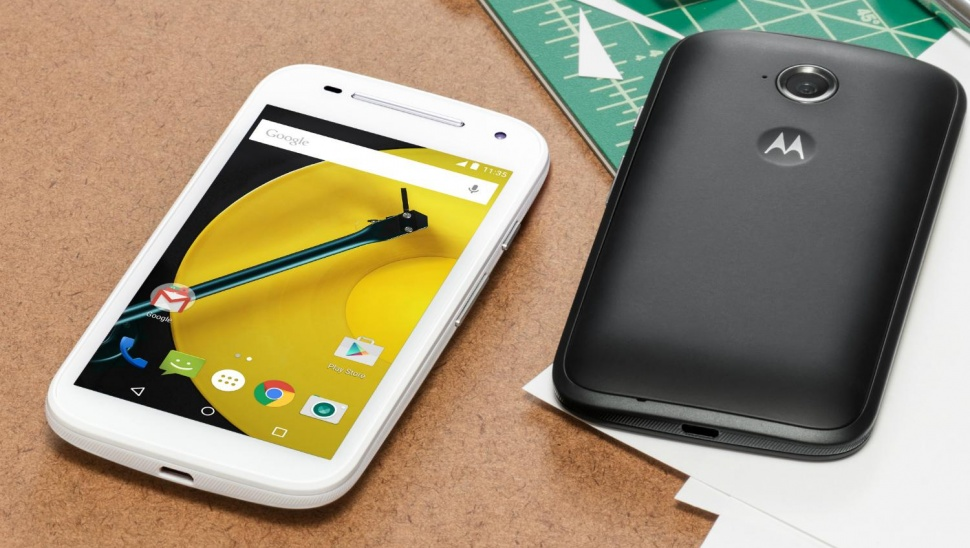 Start afresh with the all new Moto E smartphone! (3/5)