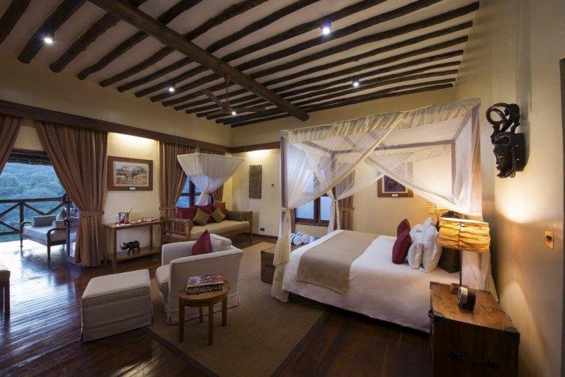 exploreans-ngorongoro neptune Lodge