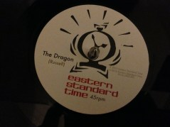 Eastern Standard Time ‎– The Dragon / Miles And Miles | Label