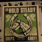 The Hold Steady - Chips Ahoi! | Front