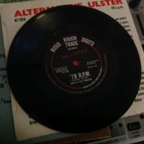Stiff Little Fingers - Alternative Ulster   Label B