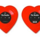 The Beatles - Love me do | Heart-Shaped Vinyl