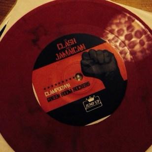 Crombies, The / Green Room Rockers – The Clash Goes Jamacian