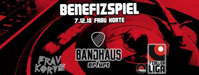 7Zoller Liga-Benefizspiel für das Bandhaus Erfurt