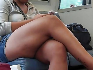 thick white thighs