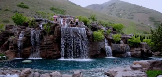 This Incredible Swimming Pool Cost $2,000,000
