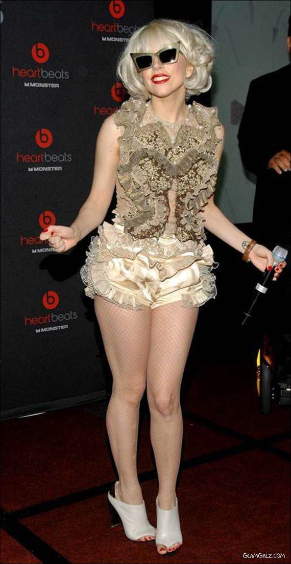 Lady Gaga's Famous Fashion Styles