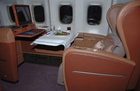 New Luxurious Aircraft Passenger Cabins