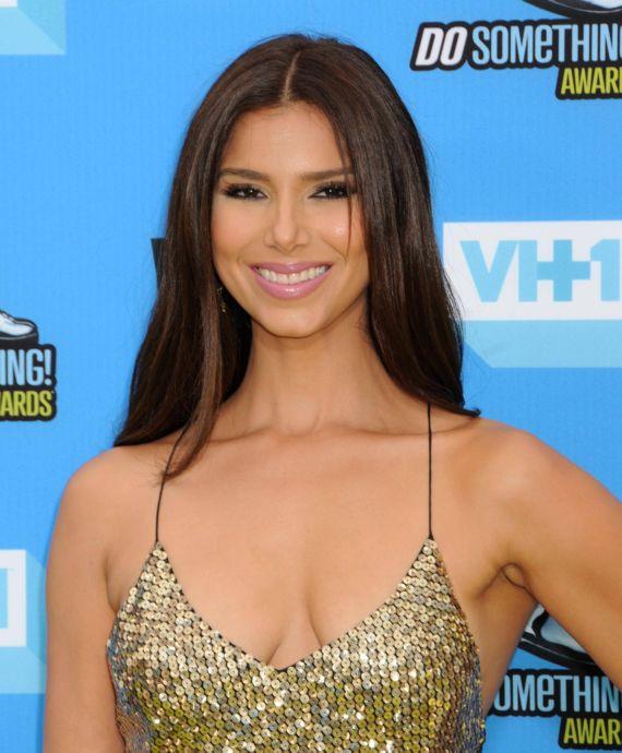 Roselyn Sanchez Smiling At Do Something Awards