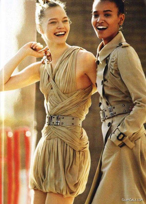 Military Fashion Galz Photoshoot