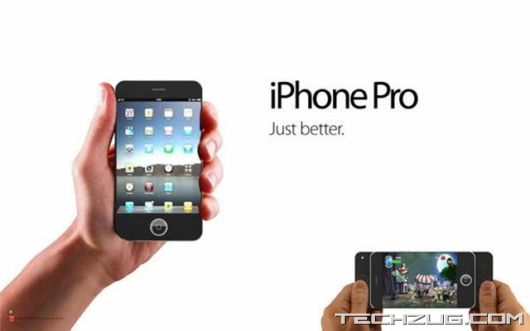 Amazing iPhone 4G Designs : iPhone Pro