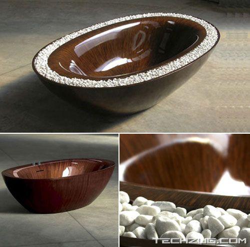 Modern And Stylish Bathtub Designs