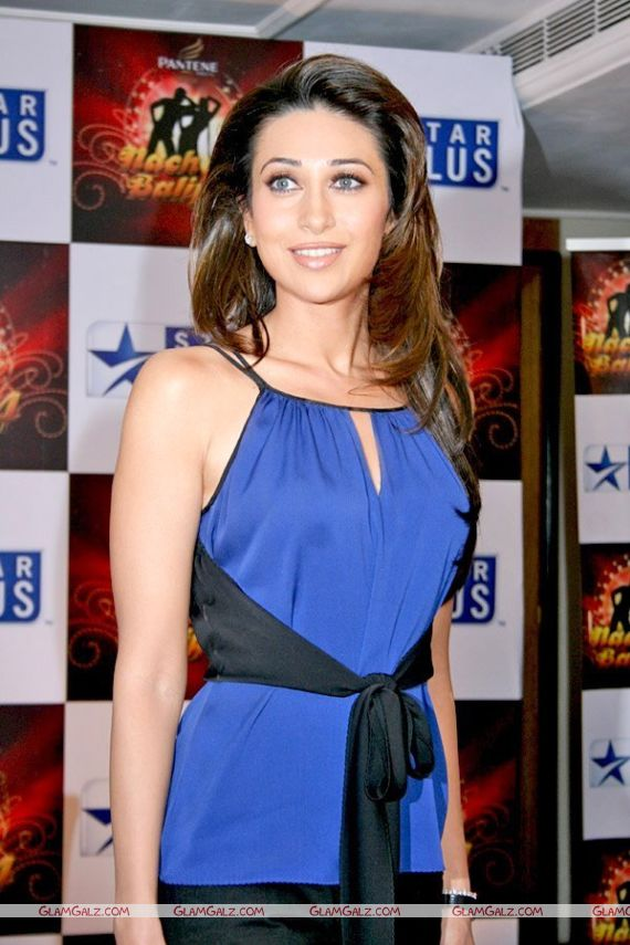 Karishma Kapoor for Nach Baliye 4