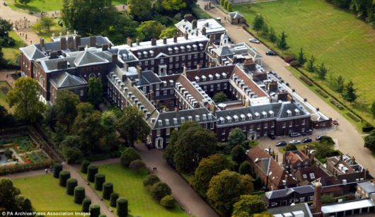 Exclusive Tour Of Kensington Palace