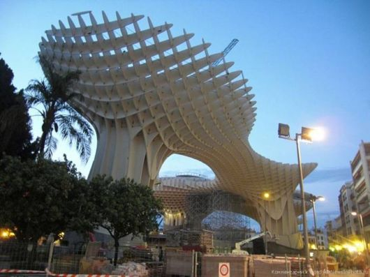Largest Wooden Structure in the World