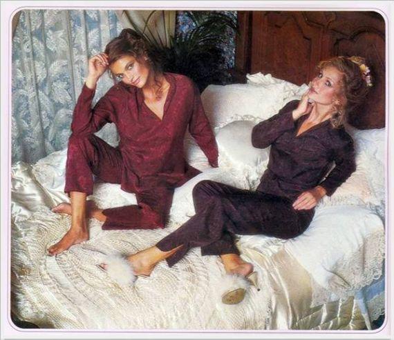 Victoria's Secret 1979 Angels Shoot