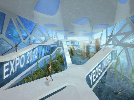 Amazing Ocean Imagination Pavilion