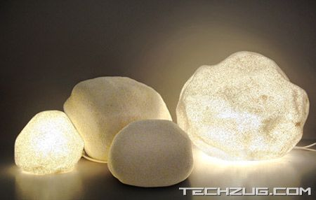 Strange Night Lamps Collection
