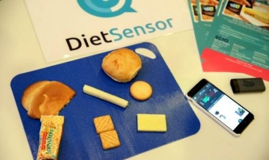 2016 Award Winner Device SCiO Scans Whats Really In Your Food
