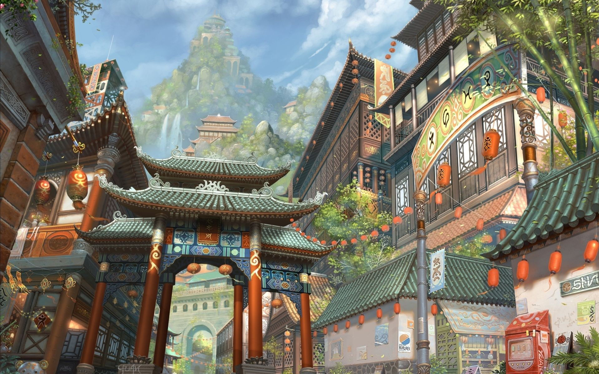 Beautiful Hd Wallpapers From China Funoticcom Part 2