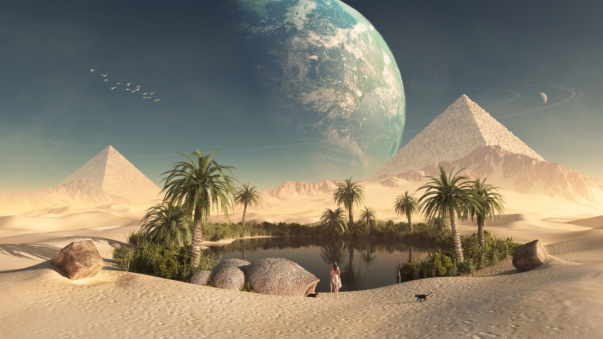 Amazing HD Desktop Wallpapers From Egypt