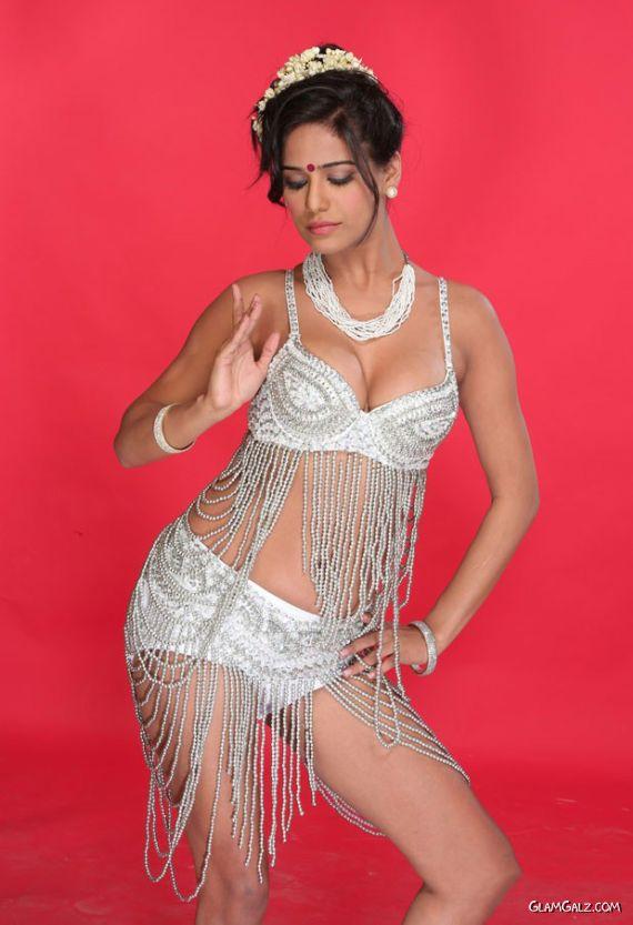 Poonam Pandey's Malini And Co Movie Photoshoot