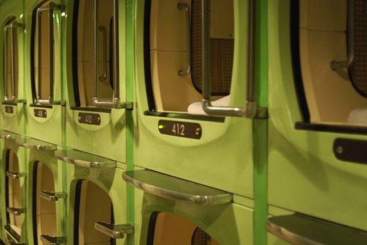 Amazing Capsule Hotels in Japan