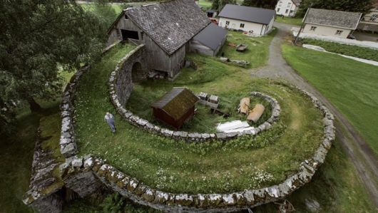 Pics Of Fairy Tale Architecture From Norway