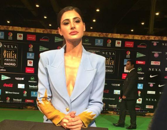 Nargis Fakhri Poses For IIFA 2016
