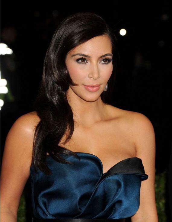Miss Kardashian At The 2014 Met Gala