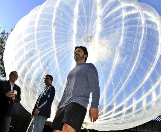 Google May Soon Get The Government's Approval To Test The Internet Balloon In India