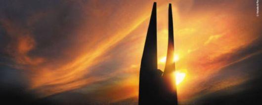 A Futuristic Version Of Sauron's Tower In Morocco